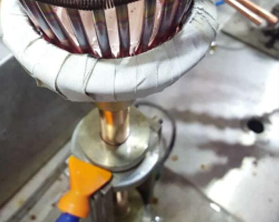 分液器钎焊